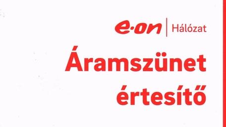 E-ON tájékoztató - 2021.02.09.
