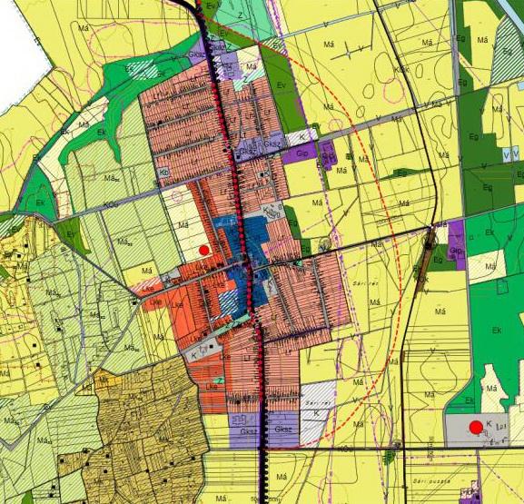 Településfejlesztési, településrendezési és településképi dokumentumok 2. számú módosítása véleményezési anyag