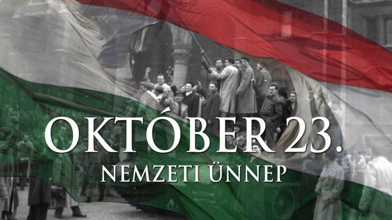 Meghívó - Október 23